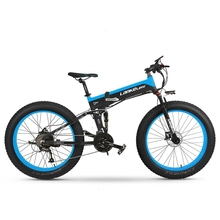 The September sale 1000W Electric Mountain Bike 26 inch 21 Speed 48V 13AH Hidden Battery Shimano 27 Snow Folding