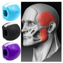 Cara fitness bola facial toner exercitador anti-rugas exercício facial toner mandíbula exercitador pescoço músculo facial trainer tonificação
