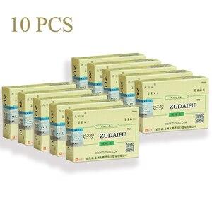 Image 2 - 5/10 pces zudaifu tratamento de sabão de enxofre psoríase eczema pele casca limpador óleo controle anti fungo branqueamento sabonetes remover acne