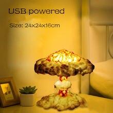 Новинка Прямая поставка светильник в виде гриба хлопковый ночник