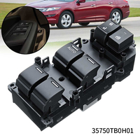 35750 TB0 H01 LHD Power Window Master Control Switch Button For Honda Accord 2008 2012 35750 TA0 A02 35750 TBD H13 35750TB0H01
