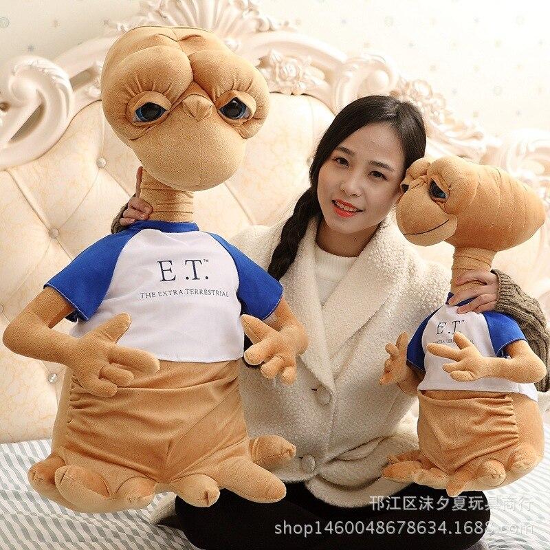 Histoire bizarre ET poupée Alien oreiller créatif poupée mignonne jouets en peluche