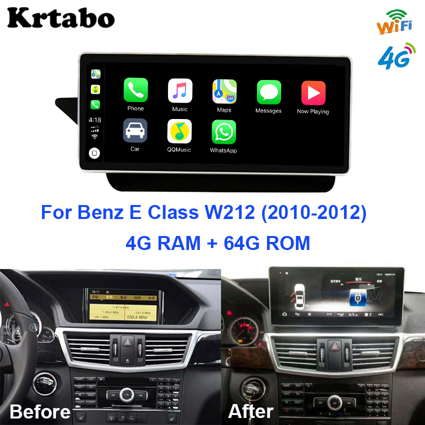 Good quality and cheap mercedes w212 screen in Store Xprice