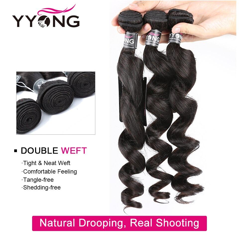 ou 4 pacotes ofertas extensões de cabelo