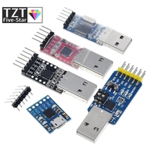 CP2102 USB 2.0 to UART TTL 5PIN Connector Module Serial Converter STC Replace FT232 CH340 PL2303 CP2102 MICRO USB for aduino