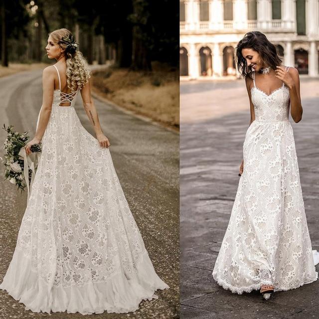 Robe de Mariage Emma Bohème Chic