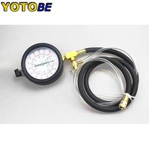 Image 5 - New TU 443 Universal Fuel Injection Pressure Tester Set