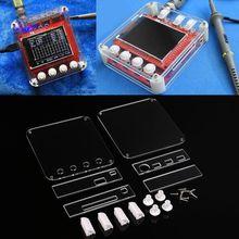 Акриловый защитный чехол для DSO138 Мини цифровой осциллограф DIY против царапин крышка прозрачный щит 19QB