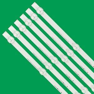 Image 3 - 12 pièces TÉLÉVISION barre de LED Remplacement pour LG 50LN5200 50LN5400 50LN5750 50LN577S 6916L 1272A 6916L 1241A 6916L 1273A 6916L 1276A