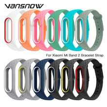 купить 2019 Smart bracelet For Mi band 2 Strap Replacement Belt Silicone Wristband for Mi Band 2 Smart Bracelet for Xiaomi Accessories дешево