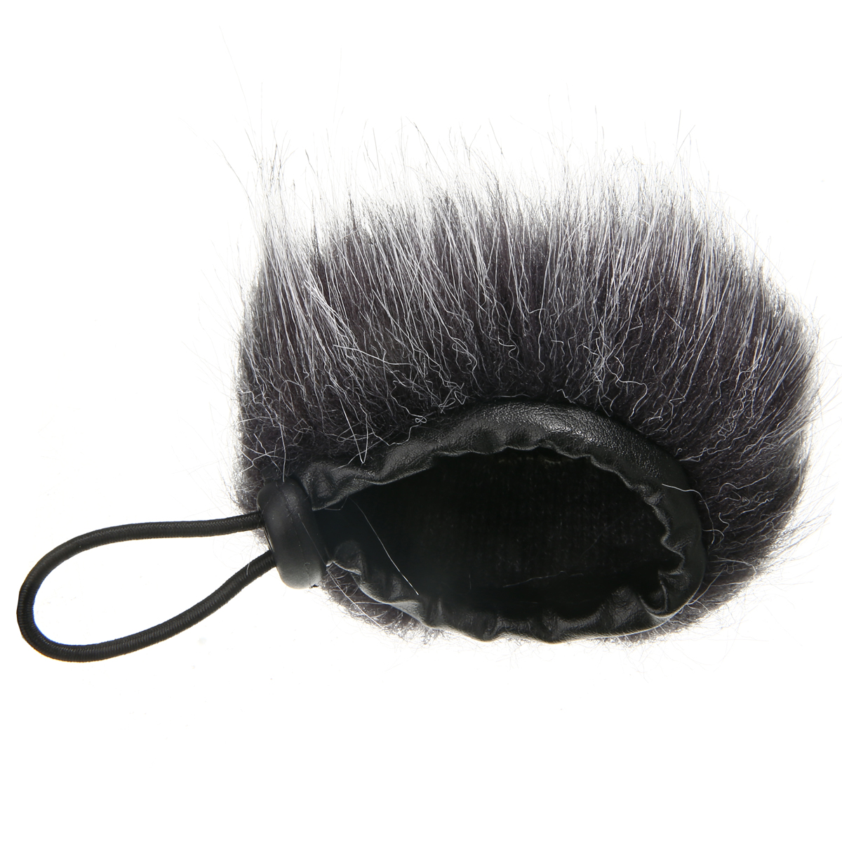 1pc Windproof Sweater For Interview Microphone Camera Outdoor Film Television Shooting Mic Fur Windscreen Windshield Muff Cover