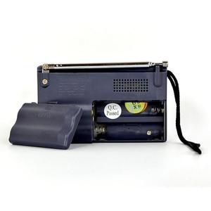 Image 2 - BC R21 Mini Portable Radio AM FM Radio Adjustable Telescopic Antenna Pocket Radios Built in Speakers 3.5mm Headphone Jack