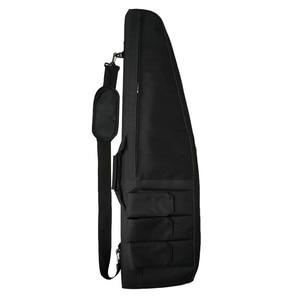 Image 3 - 118 Cm 98Cm Hoge Dichtheid Nylon Rifle Case Tas Tactische Militaire Bag Airsoft Holster Gun Bag Rifle Accessoires Jacht rugzak