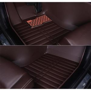 Image 2 - New Customized car floor mats for nissan qashqai rogue sport 2006 2020 2019 2018 2017 2008 2011 2013 2012 J10 J11 accessories