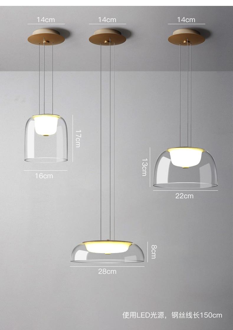 da cozinha luminária decoração casa