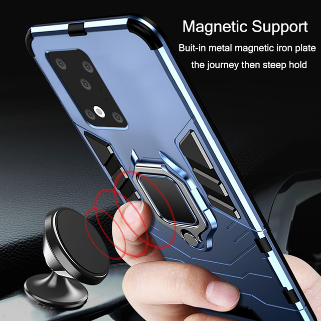 Galaxy S20 Ultra Magnetic Case 3