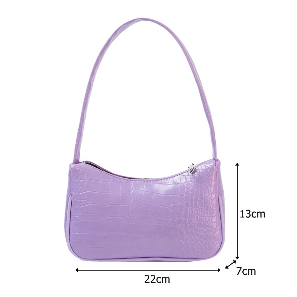 Retro Umhängetasche Vintage Handtasche Hobos Tasche für Frauen PU - Handtaschen - Foto 6