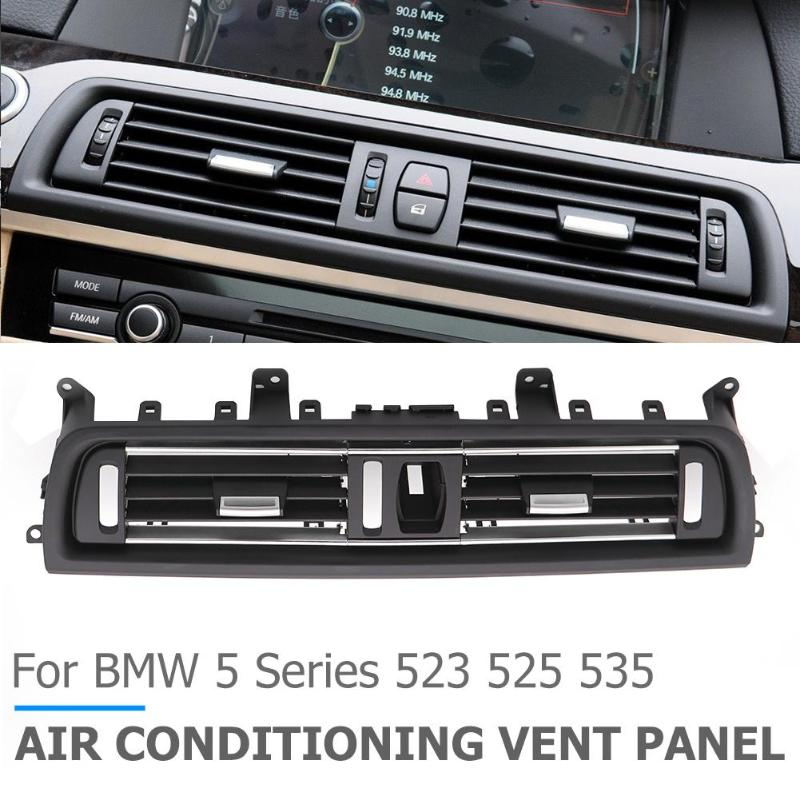 Car Console Grill Dash AC Air Outlet Vent Grilles Cover for BMW 5 Series F10//F18