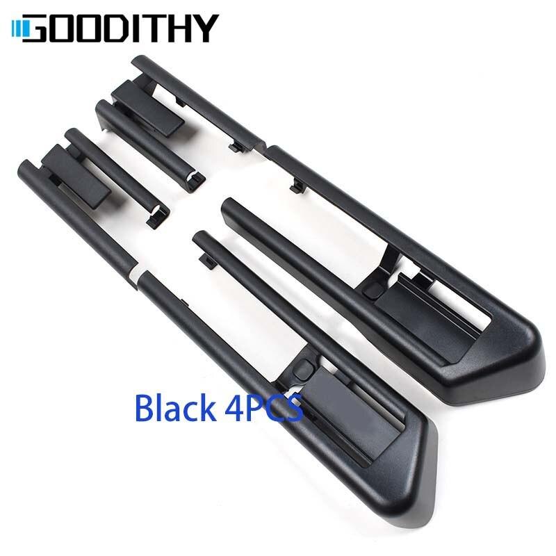 New LHD RHD Car Seat Rail Sliding Track Trim For BMW 5 Series 5GT 7 Series F10 F18 F01 F02 F07 520 523 525 528 530 535 730 740