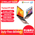 Neueste Teclast F7 Air Laptop 1,18 KG 14