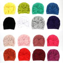 New Baby Hat 16 Color Children #8217 s Cotton Caps Baby Caps Bow Caps Newborn Baby Cute Cotton Pullover Hat Baby Hat Cap Hat For Baby cheap iShine Unisex 0-3 months 19-24 months 4-6 months 13-18 months 7-9 months 10-12 months Solid Fitted about 39g Cute Baby Hat