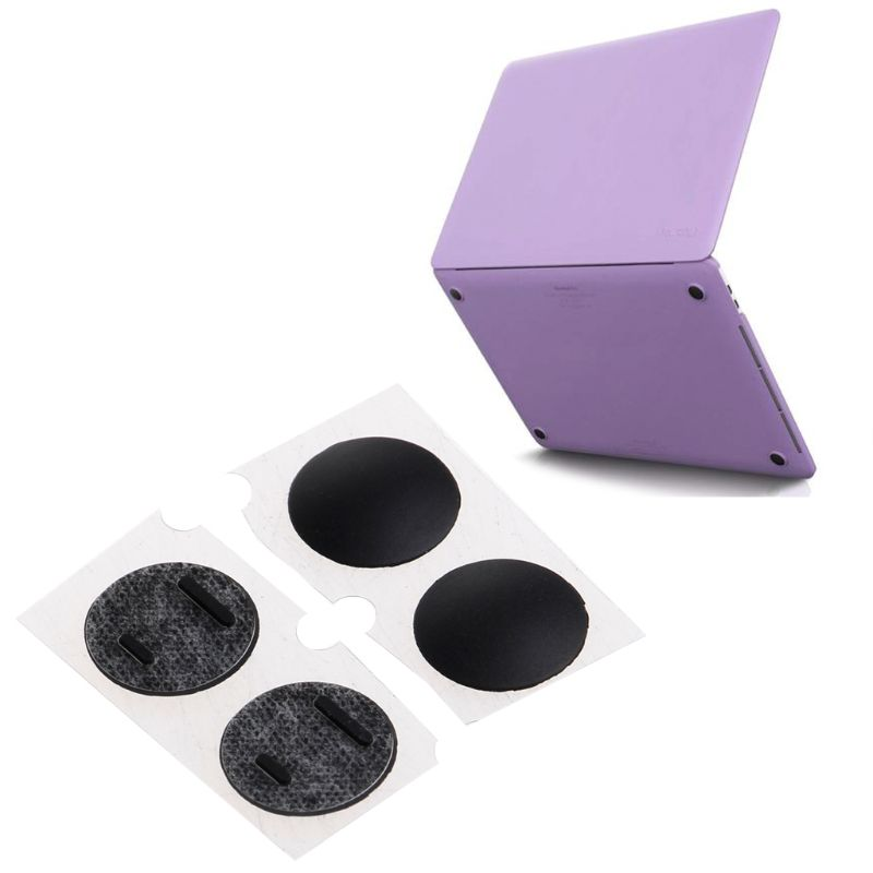 "2020 New 4Pcs Laptop Rubber Feet Bottom Feet Bottom Case Pad for Macbook Retina 12"" A1534 3"