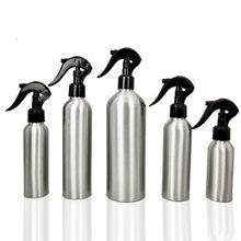 30/50/100/150/200 Ml alüminyum şişe boş nazal sprey şişeleri pompa püskürtücü sis burun spreyi doldurulabilir şişeler seyahat konteyner
