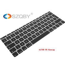 Genuine FR Key Cap for MacBook Pro Retina 13″ 15″ A1708 French Keyboard Keys Keycaps Late 2016 Mid 2017