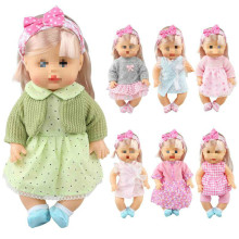 Huang Cheng Toys Clothes for Dolls Baby Girl Doll Outfits Our Generation Original Deluxe 6 Styles 12 Inch
