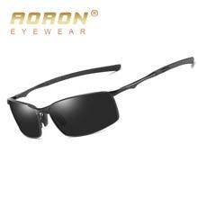 Óculos de sol polarizados homem/mulher, design de moda armação de metal óculos de sol uv400 masculino óculos de sol atacado