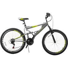 26 дюймов горный велосипед с полной подвеской 21 скорость алюминиевая