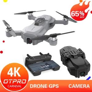 "Image 2 - OTPRO מיני dron 4K 5G מצלמה מל ""טים מקצועי GPS RC מסוק Brushless מנוע מתקפל RC Quadcopter 1080p צעצועי מתנת ילד"