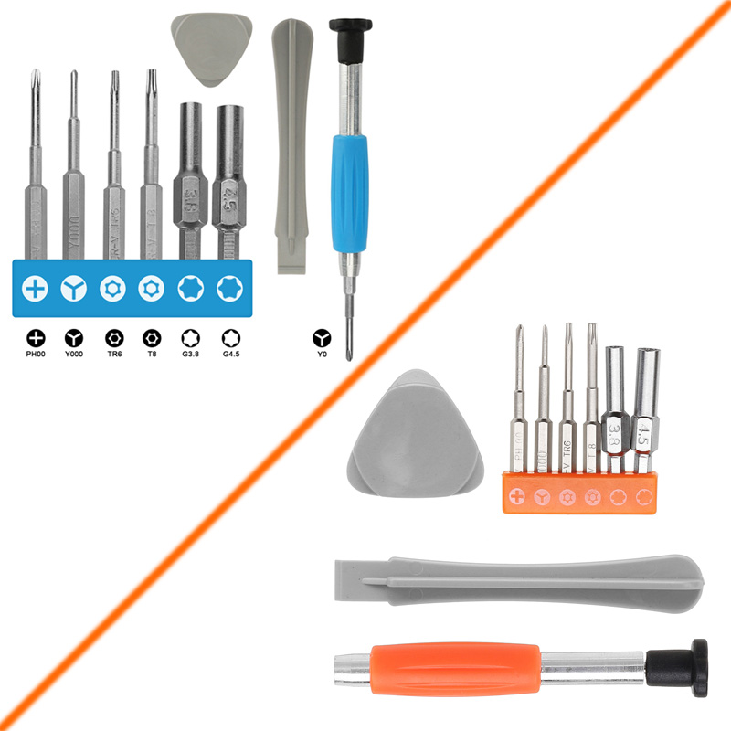 Precision Screwdriver Set For Nintend Switch Console NS Joy-Con NES SNES N64 Repair Tools Kit Game Player Cartridge Open Tools