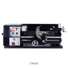 CT6132 Bench Lathe Home Lathe Processing Center Industrial Grade Small Lathe Woodworking Lathe Metal Lathe small woodworking lathe wooden