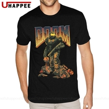 Shirt Doom Clothing Short-Sleeve Discount Funny And Cotton Dead-Tees Tall Homme Large
