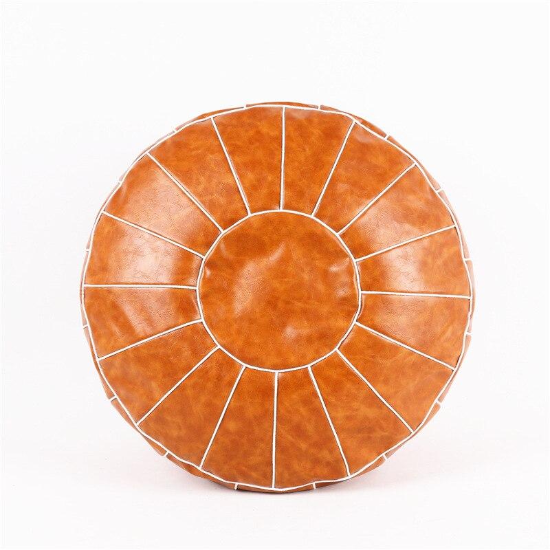 1 шт искусственная кожа плюша подушки марокканский из искусственной