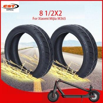 Neumático Original CST tubo para Xiaomi Mijia M365 Scooter neumático inflable 8 1/2X2 neumático de tubo interno para M365 Pro rueda de repuesto