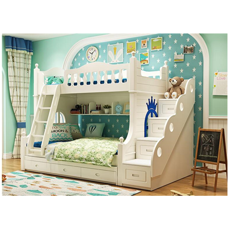 New Children Tatami Mat Bed Children Bed Design Hot Sale Wooden Bunk Beds For Kids With Drawer And Ladder Bed Design Bed Modernbed Modern Design Aliexpress