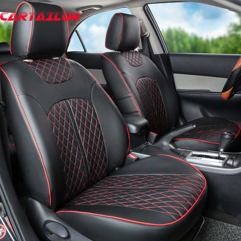 Cartailor Car Seat Protector For Nissan Patrol Y61 Y62 Seat Covers