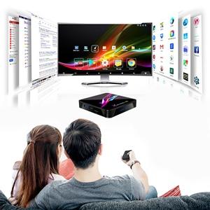 Image 3 - X88 PRO Amlogic S905X3  Android 9.0 TV Box 4GB 128GB 8K Quad core 1080p Google Voice Assistant Set top Box PK X96AIR H96 MAX X3