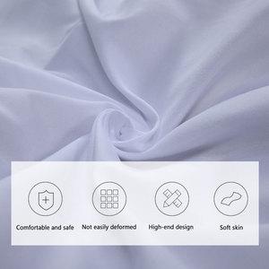Image 4 - Yimeis ensemble de linge de lit géométrique, pour lit Double, couette, luxe, BE45005