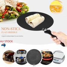 Patelnia kuchenna patelnia Nonstick patelnia omlet patelnia okrągła do gotowania indukcyjnego i gazowego tanie tanio Meigar CN (pochodzenie)
