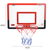 Mini Indoor Basket Holder Hoop Goal Adjustable Basketball Stand Outdoor Fun Sports Activity Game Child Kids Boys Toys Sport E5
