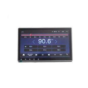 Image 3 - Zhuiheng Rotatable 4G אינטרנט 2G 32G 1 דין רכב רדיו לרכב אוניברסלי נגן dvd GPS ניווט רכב אודיו bluetooth autoradio