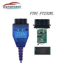 FTDI FT232RL чип для Mercedes-Benz V группы 409 KKL чип OBD2 Авто Диагностический кабель Автомобильный сканер Ecu инструментов 4 позиционный переключатель USB И...