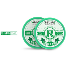 Medium temperature active solder wire SUNSHINE  RL-442 100G easy with lead tin low melting For PCB repair