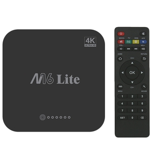 M16 Lite Android Smart Tv Box 1G Ddr3 8G