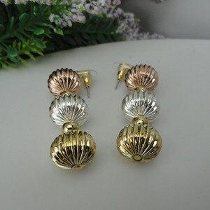 Image 2 - Yuminglai Brazilian Earrings Popular Design Drop Earrings  FHK8962