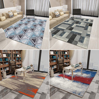 Rugs and Carpets for Home Living Room Bedroom Rug Bathroom Rugs Curtain Korean Fur Carpet Red Carpet 3d Printed Planets Classic