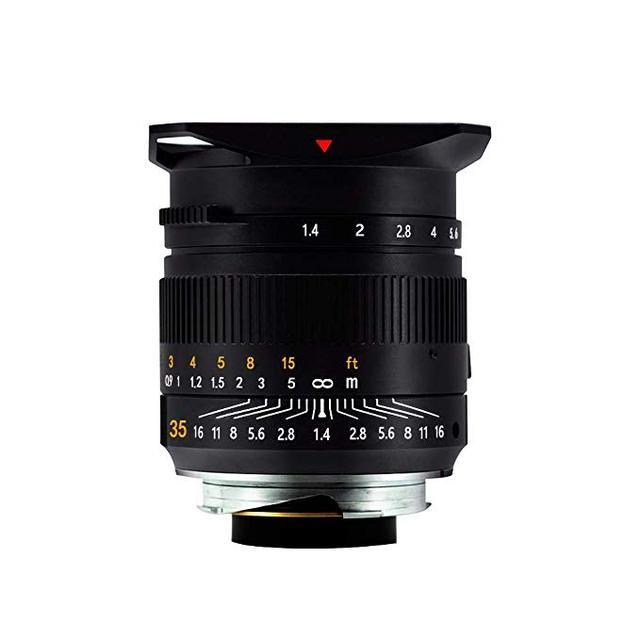 TTArtisan 35mm F1.4 Full Fame Lens for Leica M Mount Cameras Like Leica M M M240 M3 M6 M7 M8 M9 M9p M10 lens
